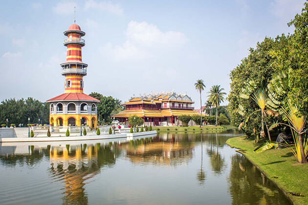Summer Palace - vietnam cambodia and thailand tour
