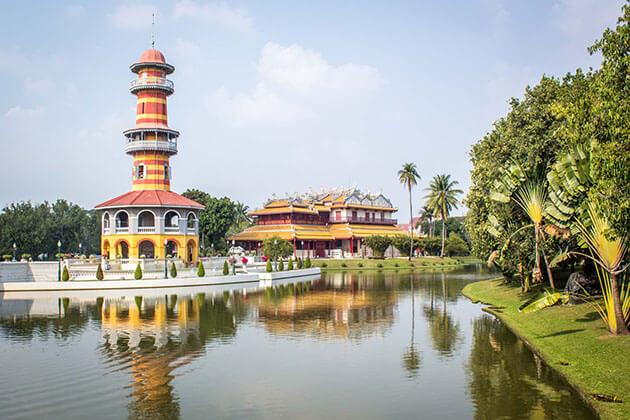 Summer Palace - vietnam cambodia and thailand tour