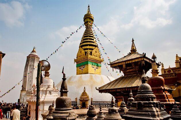 Swayambhunath - nepal 2 week itinerary