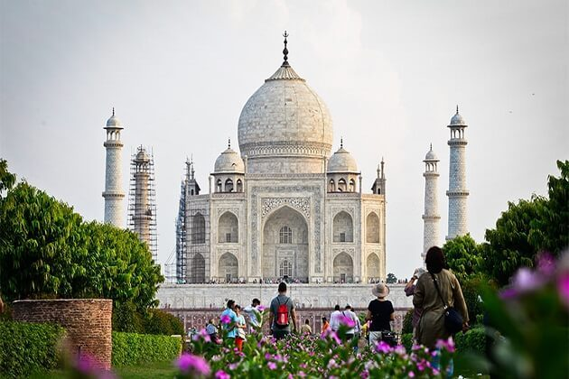Taj Mahal - south asia tours