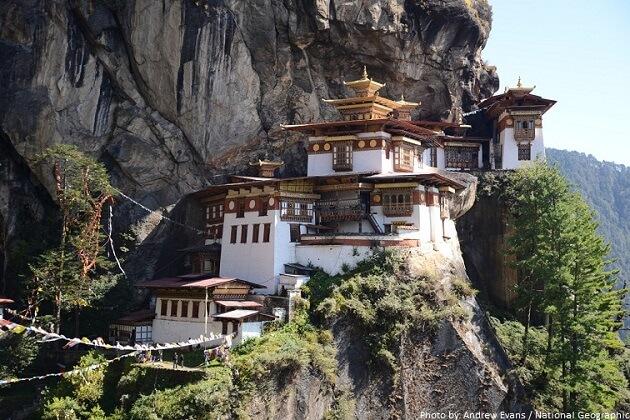 Taktsang Goemba - south asia 2 week itinerary