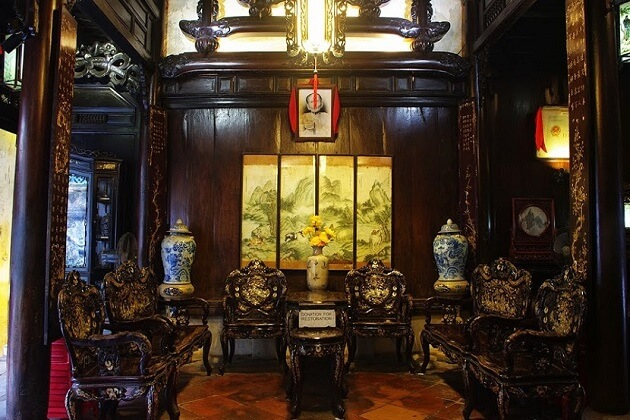 Tan Ky Ancient House - Vietnam highlight vacation packages