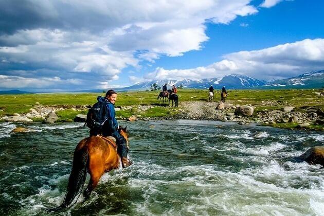 Tavan Bogd National Park - east asia travel