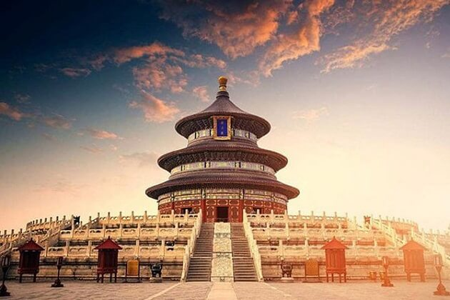 Temple of Heaven - best china family tours