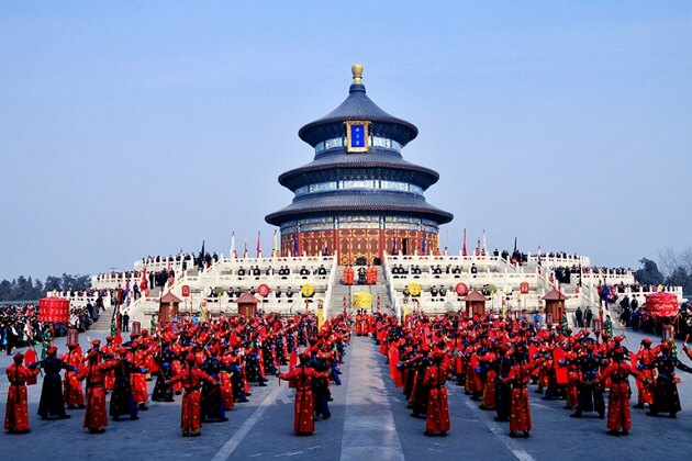 Temple of Heaven - east asia tour packages