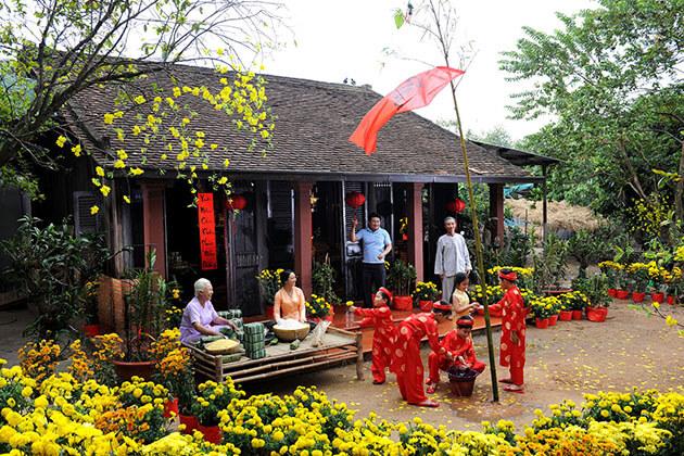 Tet holiday - Vietnam festivals