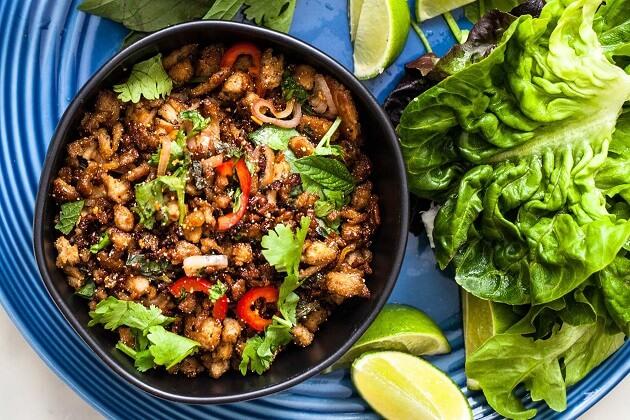 Thai Larb - thailand cuisine