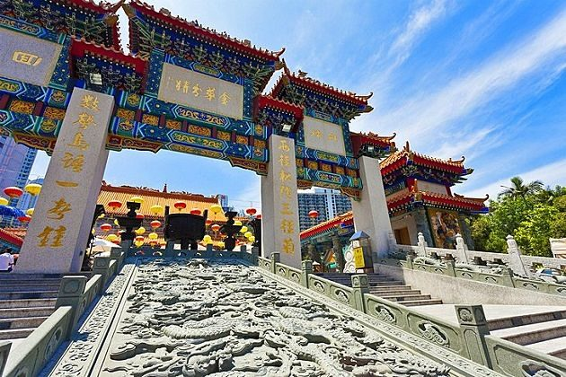 Hong Kong tours - the Charm of Hong Kong