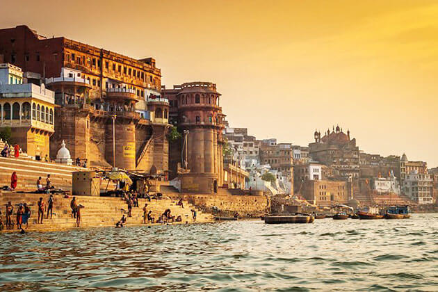 The Holy City of Varanasi - india tour packages