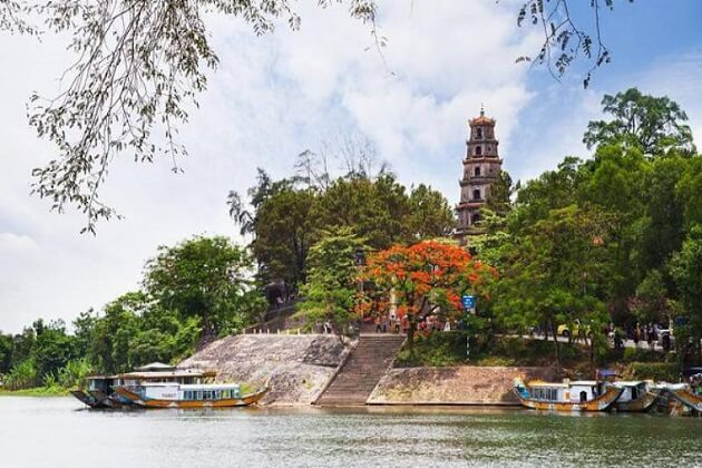 Thien Mu pagoda - Southeast Asia tour packages