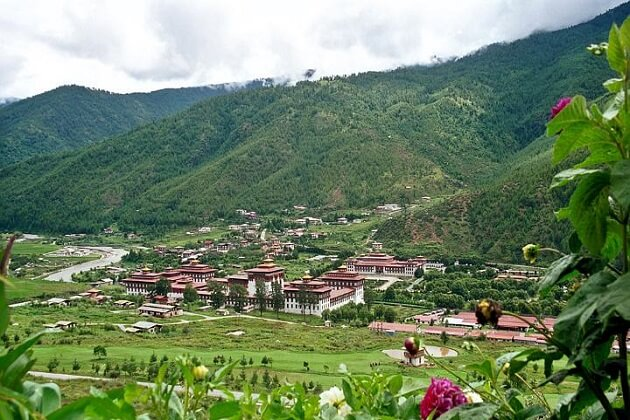 Thimphu - best places to visit in Bhutan