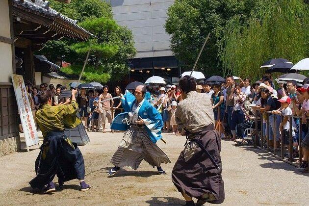 Toei Eigamura - japan family vacation tours