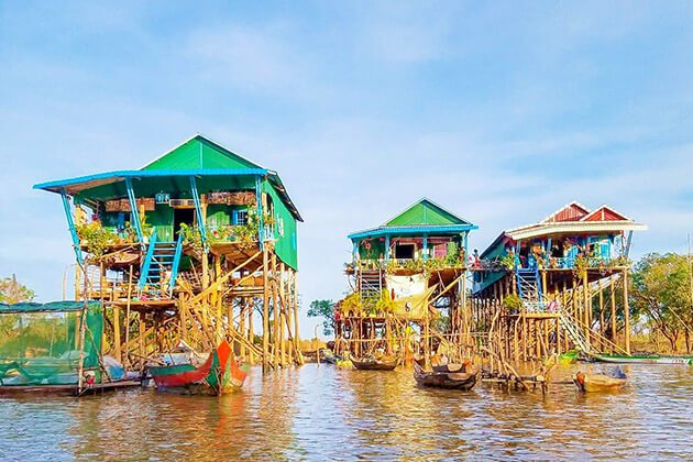 Tonle Sap lake