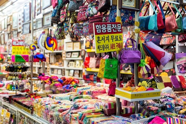 Traditional Souvenir - things to do in korea