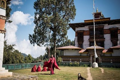 Trashigang Goemba - 8 days hutan family tour