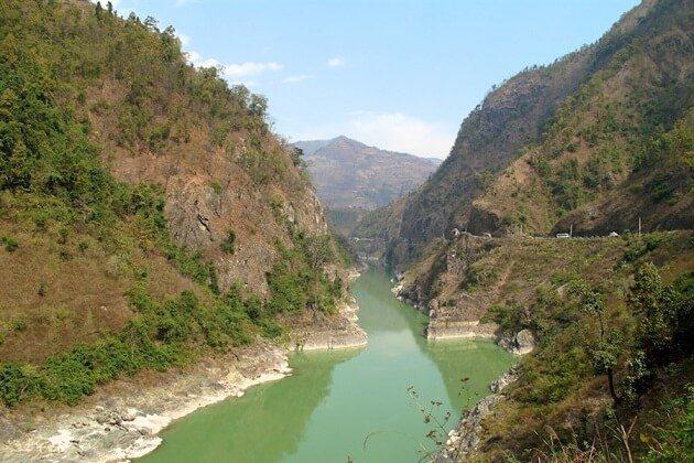 Trishuli River - nepal for 2 weeks