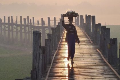U bein bridge - myanmar classic tour packages