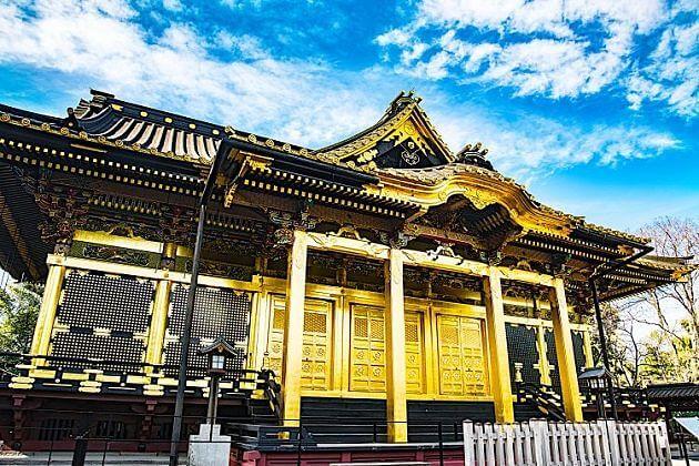 Ueno Toshogu Shrine - east asia tours