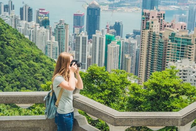 Victoria Peak - hong kong tour packages