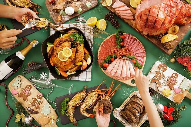 Vietnam christmas feasts