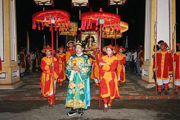 Vietnam festivals - Hue festival