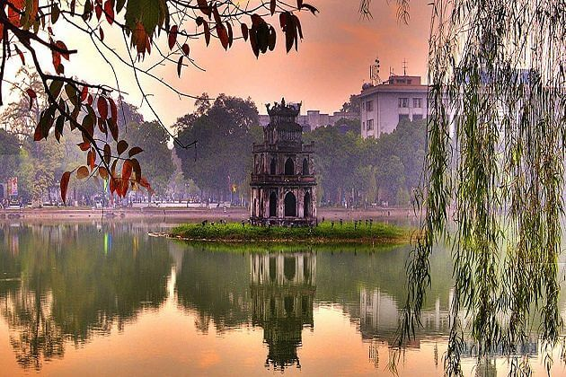 Vietnam is a holiday destination in Asia