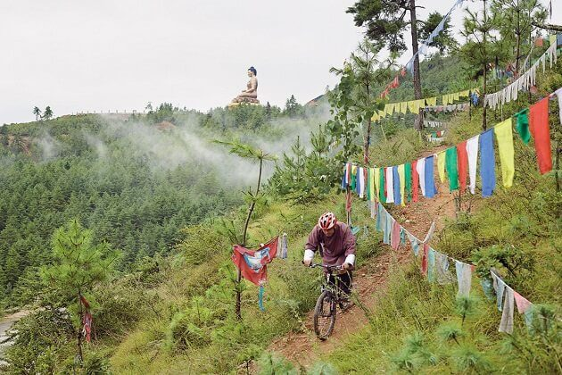 Wangdue Phodrang - 15 days bhutan biking tour