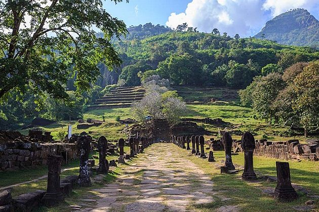 Wat Phou Temple - best laos tour packages