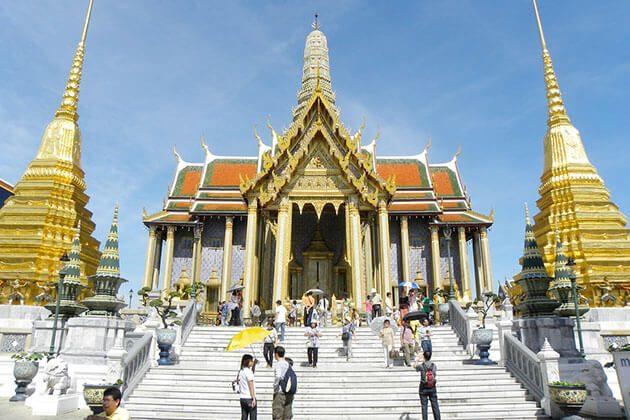 Wat Phra Kaew - vietnam cambodia thailand tour itinerary