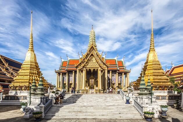 Wat Prakeo - southeast asia travel 2 weeks