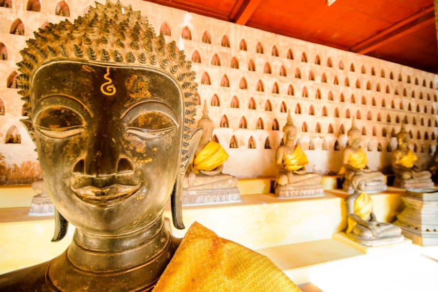 Wat Sisaket in laos