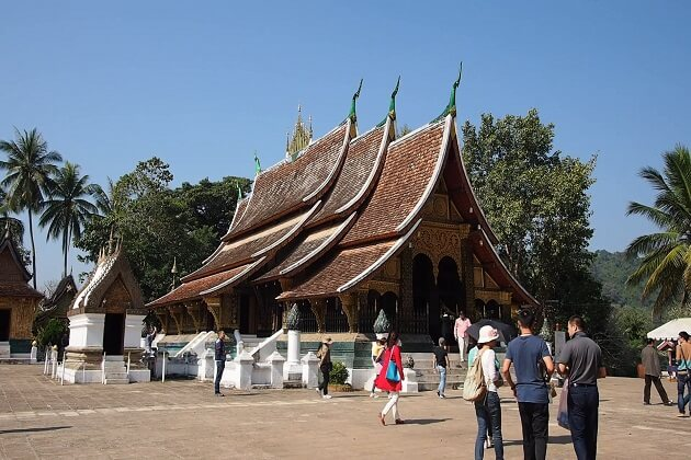 Wat Xieng Thong - laos tour packages