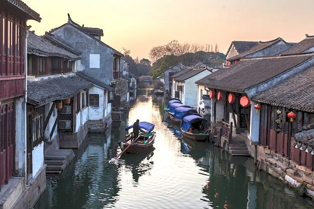 Water Town China