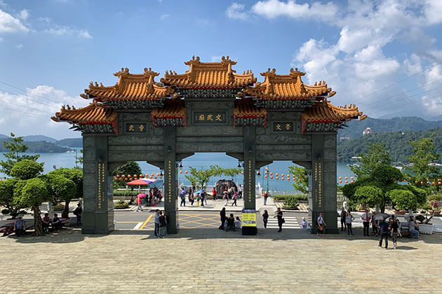 Wen Wu Temple - taiwan vacation packages