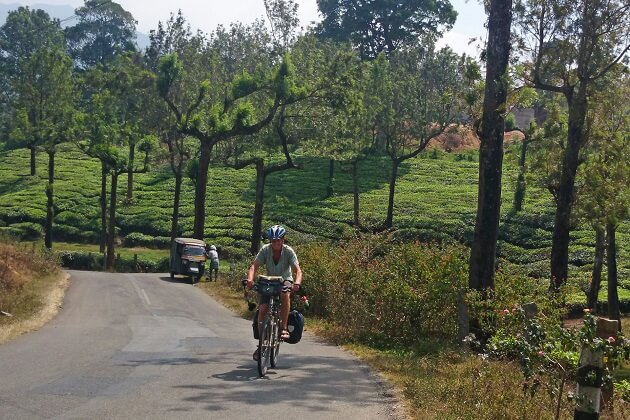 Western Ghats - 14 days india cycling tour