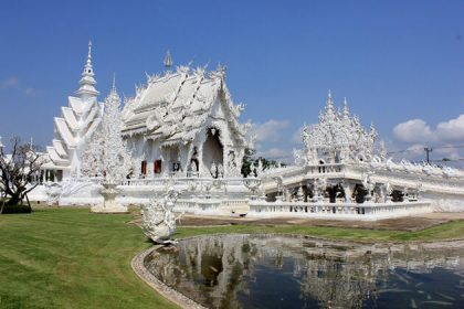 White Temple asia travel packages