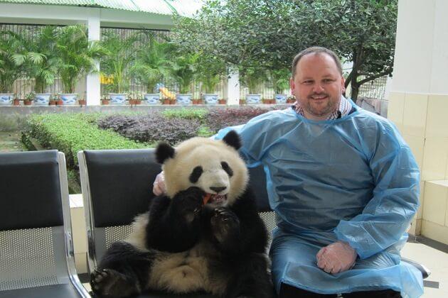 Wolong Panda Research - chengdu china panda tour