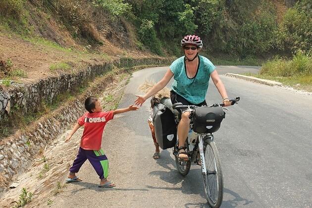 Xieng Khoang - laos cycling tours