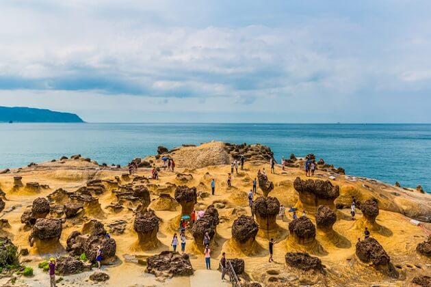 Yeh Liu - taiwan travel itinerary 2 weeks
