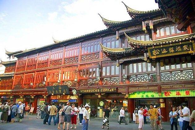 Yuyuan Bazaar - east asia trip packages