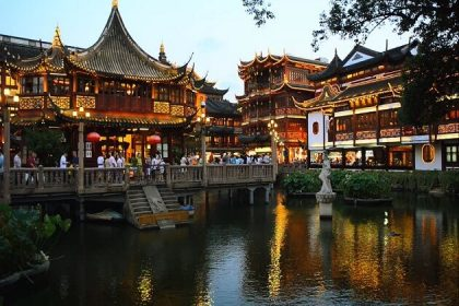 Yuyuan Garden - china family tours travel