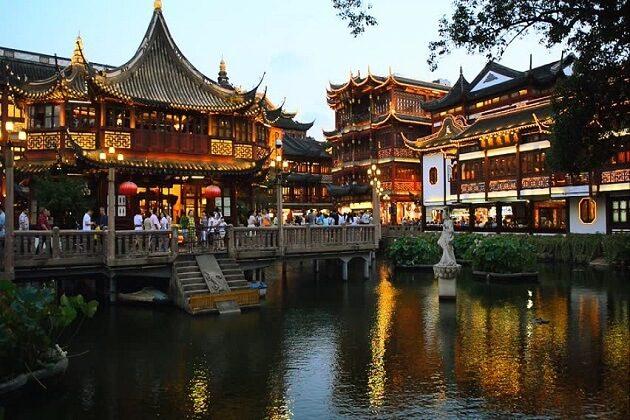 Yuyuan Garden - china family tours travel