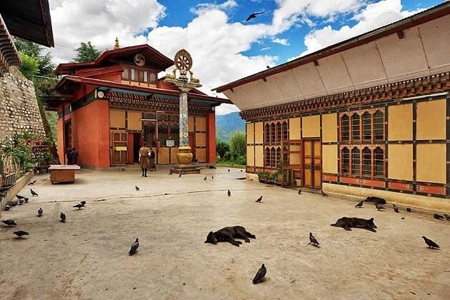 Zilukha Nunnery multi country asia tours