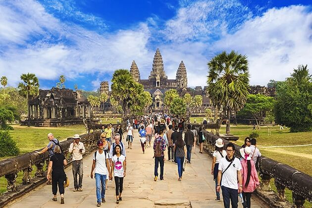 angkor wat - best things to do in cambodia
