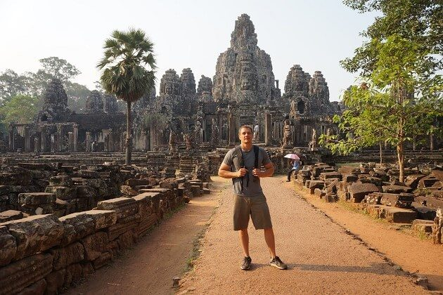 angkor wat - indochina classic vacation