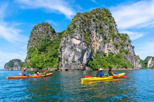 asian travel packages to indochina