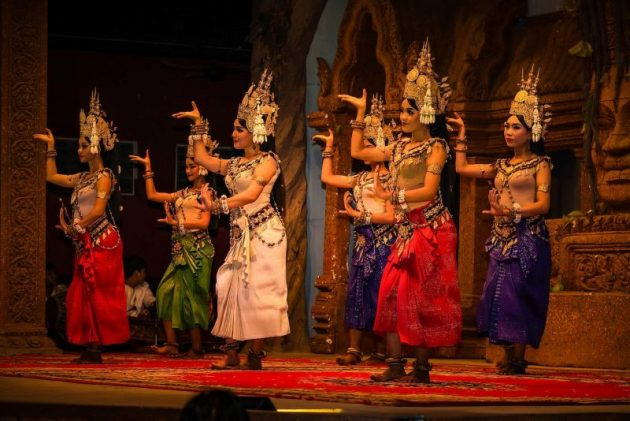 aspara dance southeast asia tours packages
