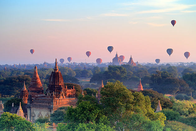 bagan - what to do and see in myanmar