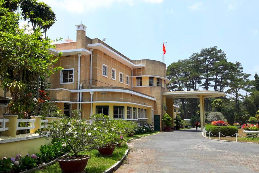 bao dai palace in dalat