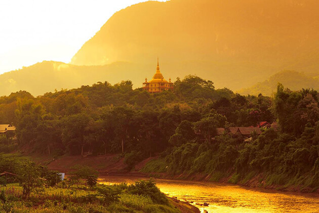 best time of year to visit laos